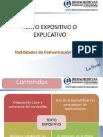 Texto Expositivo - Explicativo 2011