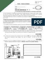 Devoir 1 Modele 6 Si 2 Bac Sm b Semestre 1
