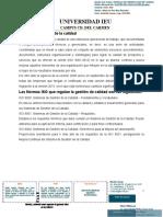 Actividad de Aprendizaje 4. Ficha Técnica de Los Sistemas de Certificación