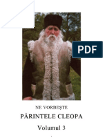 Ne Vorbeste Parintele Cleopa Volumul 3