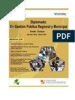 Organización metodológica Diplomado