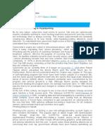 Artigo 2 - The Evolution of Cybercrime.docx