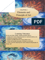 CHAPTER4 Element and Principle of Art.ppt