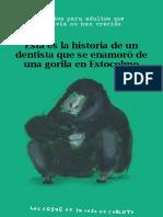 Cuento del dentistas que s enamoró de una gorila