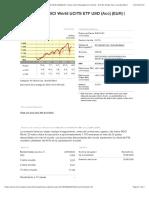 iShares Core MSCI World UCITS ETF USD (Acc) (EUR) ISIN:IE00B4L5Y983 No Suministrado BlackRock Asset Management Ireland - ETF RV Global Cap. Grande Blend