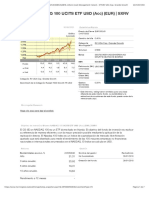 iShares NASDAQ 100 UCITS ETF USD (Acc) (EUR) ISIN:IE00B53SZB19 No Suministrado BlackRock Asset Management Ireland - ETF RV USA Cap. Grande Growth