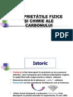 Carbonul. Informatie chimie carantina.ppt