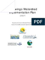 Draft Conowingo Watershed Implementation Plan