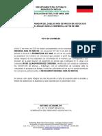 EL SUSCRITO GOBERNADOR DEL CABILGO INGA DE MOCOA EN USO DE SUS FACULTADES LEGALES QUE LE CONFIERE LA LEY 69 DE 1890
