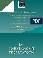 INVESTIGACION PREPARATORIA - Rosa Mavila