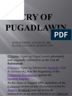 CRY OF PUGADLAWIN