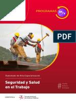 BROCHURE DIPLOMADO GESTION Y SEGURIDAD EN EL TRABAJO.pdf