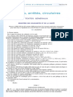 Journal officiel électronique n° 0264 du 30/10/2020