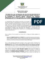 0018 RESOLUCION DE PRESCRIPCION SUAREZ ANA POLONIA CONGO. revisada