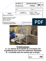 DRCermex Convoyeur TP