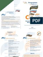 C02 Plaquette Programme