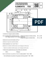 TD2 roulements.pdf