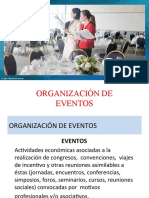 1 Generalidades ORGANIZACION DE EVENTOS