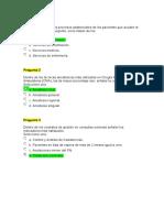 V Examen V - 20 preguntas fnn gestión enfermeria