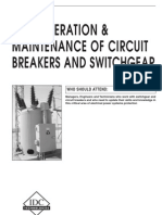 Circuit Breakers and Switchgear