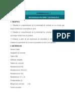 Guía 5 Resistencias en serie y en paralelo virtual