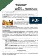GUÍA SOCIALES 6 IV PER