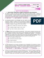 603-SOC-P4-11 -ACTIVIDADES -MAYAS y AZTECAS