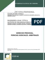 04_Derecho procesal. Pericias Judiciales