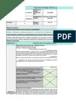 Matriz de preparación para el diálogo reflexivo. Caso del módulo 3. Análisis de evidencias (2)