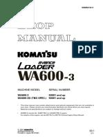 WA600-3