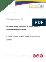 FT Api WebService v3.0