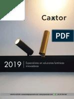 1.-Catalogo_iluminacion_Caxtor_2019-2020