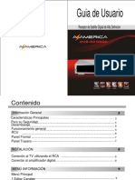 Manual S900 HD espanol