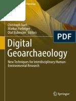 Siart, et. al (2018) Digital Geoarchaeology