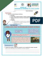 EPIDEMIAS EN LA COLONIA (1)