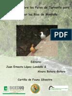 Lopez-Londoño & Botero-Botero 2018 Cartilla_conservación_pato_torrente_Quindío.