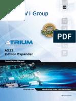 ATRIUM AX22 Door Expander Manual.pdf