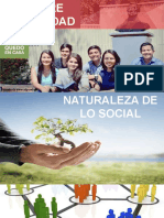 LA NATURALEZA DE LO SOCIAL .pptx