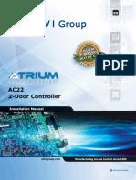 ATRIUM AC22 Controller Manual.pdf