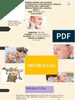 GRUPO 1 PRESBIACUSIA.pptx