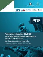 COVID 19 Strategia ISS Ministero