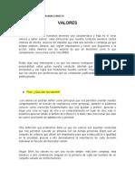 VALORES ENSAYO.docx