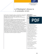 Genetic aspects of Huntington's disease inLatin America. A systematic review
