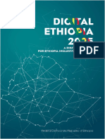Digital Ethiopia 2025 – A Strategy for Ethiopia Inclusive Prosperity