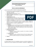 Guía de Aprendizaje AA10 VIRTUAL.