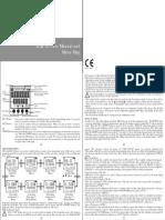 DTR-10 EN A5299 R2 天文计时器说明书
