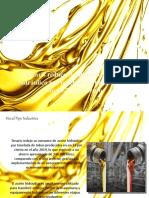 Hocal Pipe Industries- Tenaris reduce consumo de aceite hidraulico.pptx