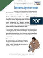 COMPRENSION LECTORA QUINTO Y SEXTO GRADO SEMANA 24
