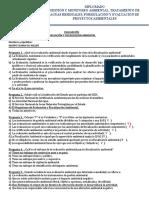 Evaluación-Evaluación y Fiscalización Ambiental