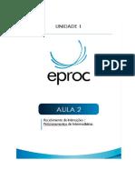 Intimação e abertura de prazo no eproc .pdf